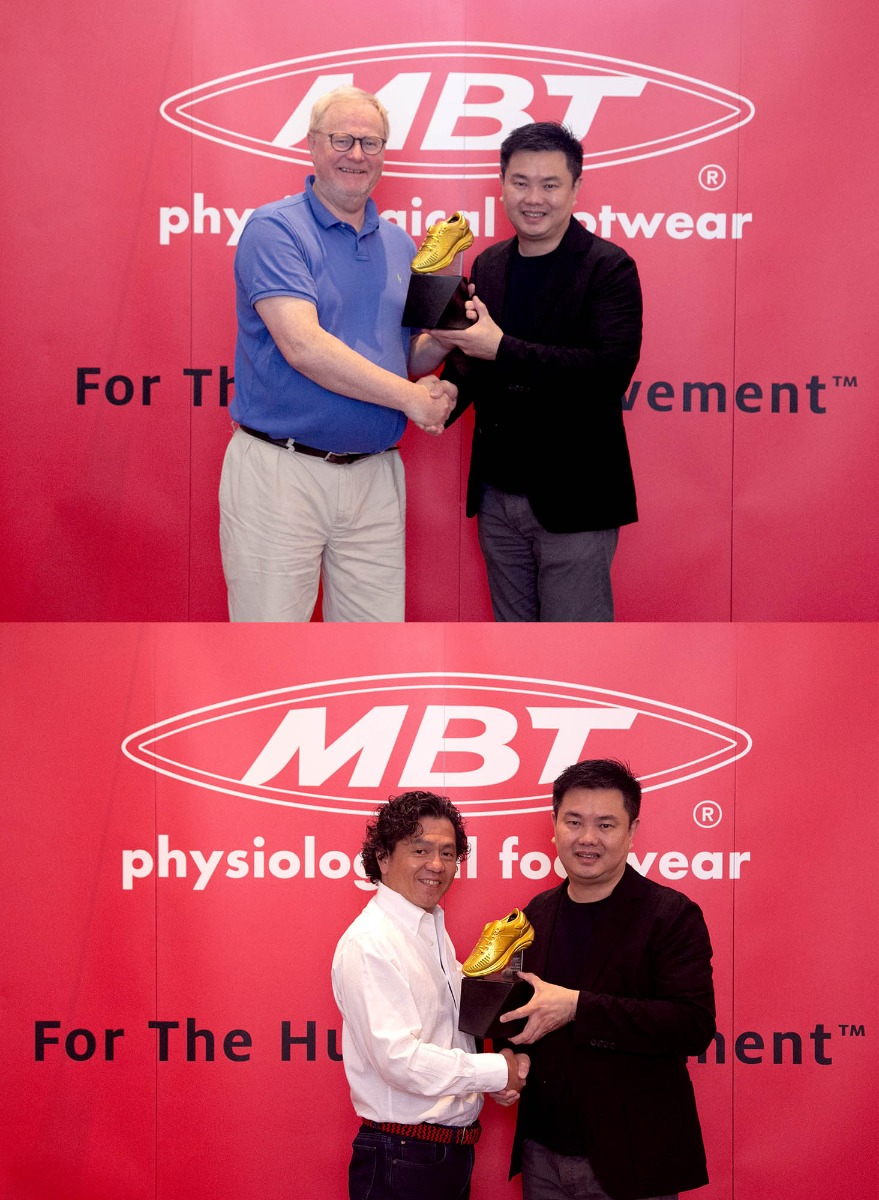 MBT Best Distributor Award & Best Marketing Award 2019